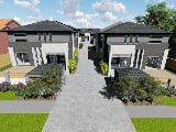 Photo Three brandnew townhouses to choose from //...