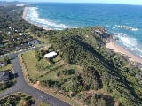 Photo Over half an acre (2546 m²) on the headland....