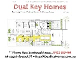 Photo INFO PACK - 64 page info pack - Dual Key Homes